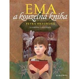 Ema a kouzelná kniha   Petra Braunová, Tomáš Řízek