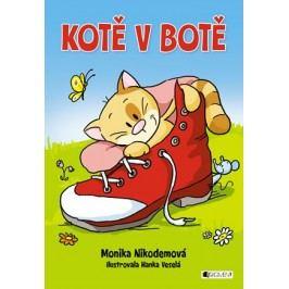 Kotě v botě | Monika Nikodémová
