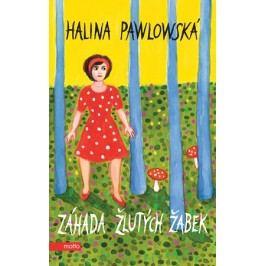 Záhada žlutých žabek | Halina Pawlowská