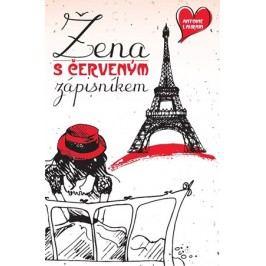 Žena s červeným zápisníkem | Antoine Laurain