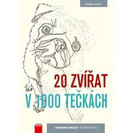 20 zvířat v 1000 tečkách | Thomas Pavitte