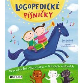 Logopedické písničky | Ilona Eichlerová, Jana Havlíčková