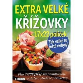 Extra velké křížovky (pomazánky, saláty a předkrmy) |