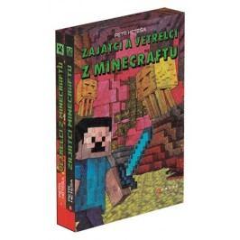 Zajatci a Vetřelci z Minecraftu – BOX | Petr Heteša, Petr Heteša