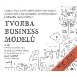 Tvorba business modelů | Alexander Osterwalder, Yves Pigneur