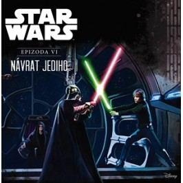 Star Wars VI: Návrat Jediho (ilustrované vydání) | Ryder Windham