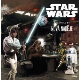 Star Wars IV: Nová naděje (ilustrované vydání)   Ryder Windham