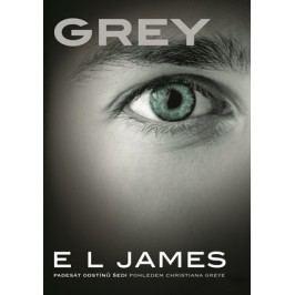 Grey | E L James, Zdeňka Lišková