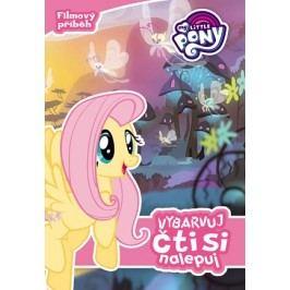 My Little Pony - Vybarvuj, čti si, nalepuj |
