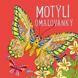 Motýlí omalovánky | Yulia Mamonova