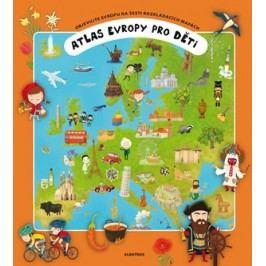 Atlas Evropy pro děti   Oldřich Růžička, Tomáš Tůma