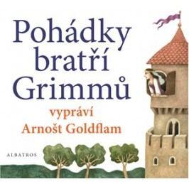 Pohádky bratří Grimmů vypráví Arnošt Goldflam (audiokniha pro děti) | bratři Grimmové, Radek Malý