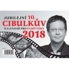 Cibulkův kalendář pro pamětníky 2018 | Aleš Cibulka