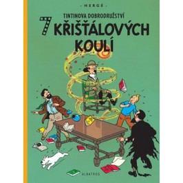 Tintin 13 - 7 křišťálových koulí | Hergé, Hergé, Kateřina Vinšová