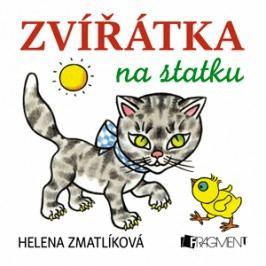Zvířátka na statku – Helena Zmatlíková (100x100) | Ivan Zmatlík, Helena Zmatlíková