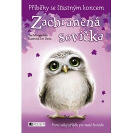 Příběhy se šťastným koncem - Zachráněná sovička | Eva Brožová
