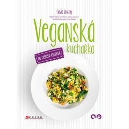 Veganská kuchařka od českého kuchaře |  kolektiv, David Zmrzlý