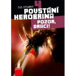 Povstání Herobrina 4 – Pozor, draci! | S.D. Stuart