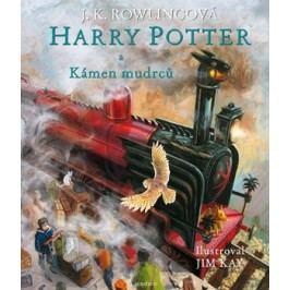Harry Potter a Kámen mudrců - ilustrované vydání | J. K. Rowlingová, Jim Kay