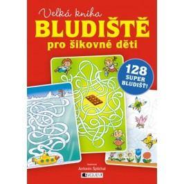 BLUDIŠTĚ pro šikovné děti – velká kniha |