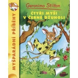Čtyři myši v černé džungli | Geronimo Stilton, Lergetporer Helena