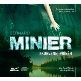Zkurvenej příběh (audiokniha)   Bernard Minier