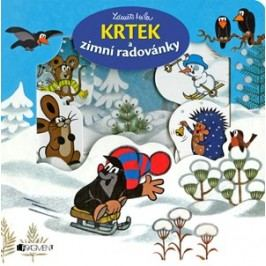 Krtek a zimní radovánky | Zdeněk Miler