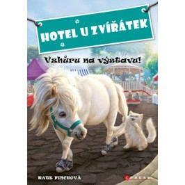 Hotel U Zvířátek - Vzhůru na výstavu! | Kate Finchová, John Steven Gurney