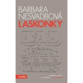 Laskonky | Barbara Nesvadbová