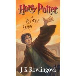 Harry Potter a relikvie smrti | J. K. Rowlingová, Václav Rytina, Mary GrandPré, Pavel Medek