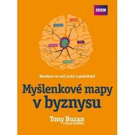 Myšlenkové mapy v byznysu | Tony Buzan, Chris Griffiths