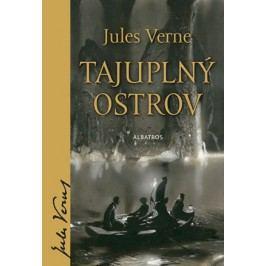 Tajuplný ostrov   Jules Verne, Zdeněk Burian, Ondřej Neff
