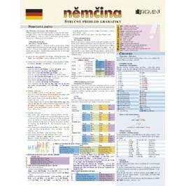 Němčina /Stručný přehled gramatiky | Barbora Šmídová