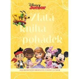 Disney Junior - Zlatá kniha pohádek |  kolektiv