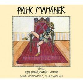 Princ Mamánek (audiokniha) | Jan Budař