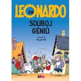 Leonardo 10 - Souboj géniů | Bob de Groot,  Turk