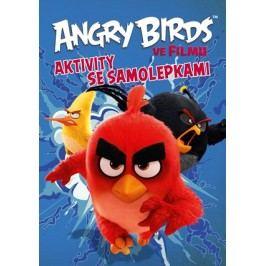 Angry Birds ve filmu - Aktivity se samolepkami |  kolektiv,  kolektiv