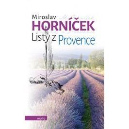 Listy z Provence   Miroslav Horníček