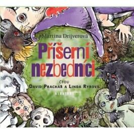 Příšerní nezbedníci (audiokniha pro děti) | Martina Drijverová, Linda Rybová, David Prachař