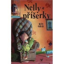 Nelly a příšerky | Kes Gray