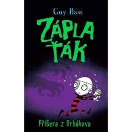 Záplaťák Příšera z Drbákova | Guy Bass
