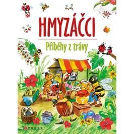 Hmyzáčci - Příběhy z trávy | Hajnal Eszesová, Hajnal Eszesová
