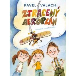 Ztracený aeroplán   Pavel Valach, Juraj Martiška