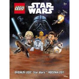 LEGO® Star Wars™: Oficiální ročenka 2017 |  kolektiv