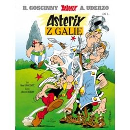 Asterix 1 - Asterix z Galie | René Goscinny, Albert Uderzo