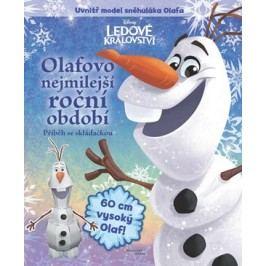Ledové království - Olafovo nejmilejší roční období - příběh se skládačkou | Walt Disney, Walt Disney