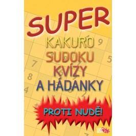 Super kakuro, sudoku, kvízy a hádanky | Luboš Bokštefl
