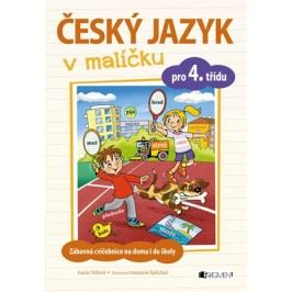 Český jazyk v malíčku pro 4. třídu | Lucie Vélová