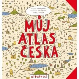 Můj atlas Česka   Ondřej Hník, Jiří Votruba