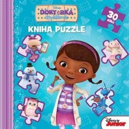 Doktorka Plyšáková - Kniha puzzle 30 dílků |